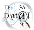 The Digital Map Logo